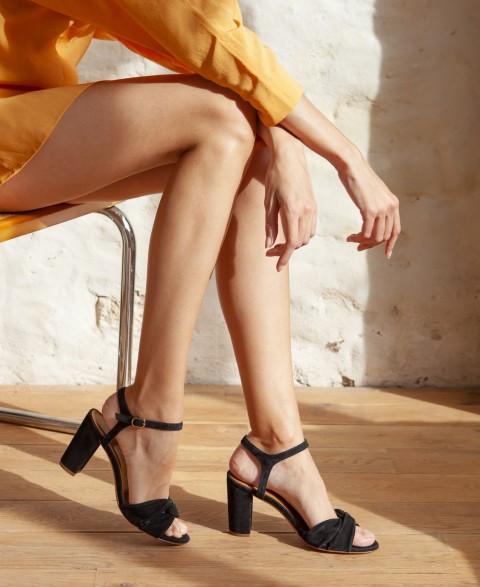 Sandales n°440 Noir