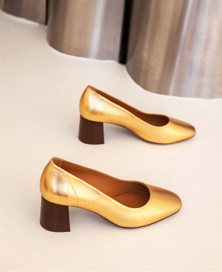 Sandales n°21 Croco Epice