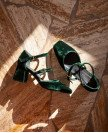 Babies n°614 Green Velvet | Rivecour