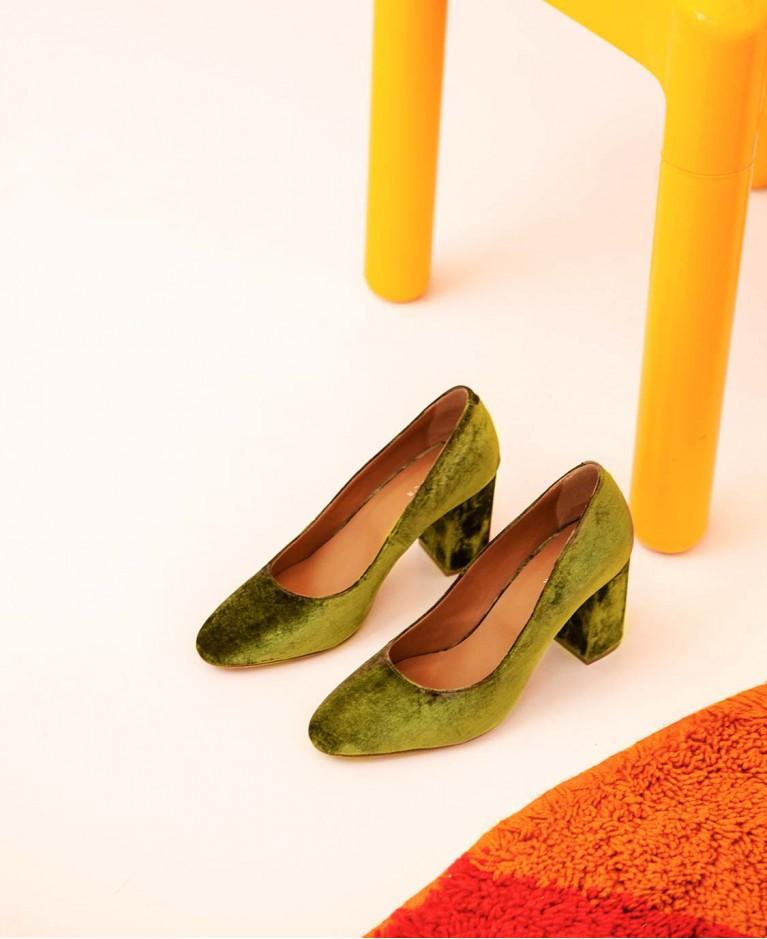 Sandales n°21 Gold
