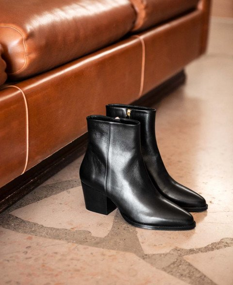Boots n°700 Black