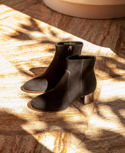 Boots n°298 Black