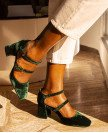 Sandales n°902 Noir