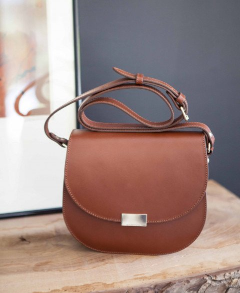 Bag n°802 Cognac