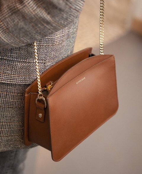 Bag n°420 Cognac