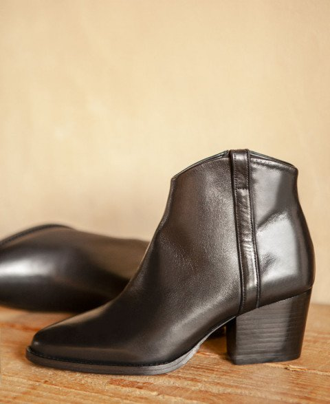 Boots n°704 Black