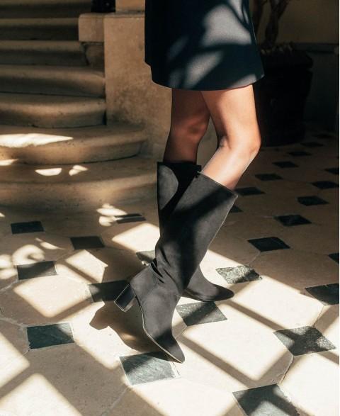 Boots n°108 Black