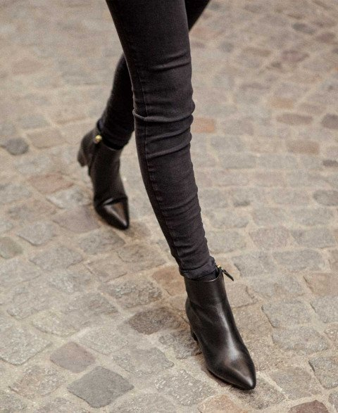 Boots n°107 Black
