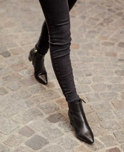 Boots n°107 Black