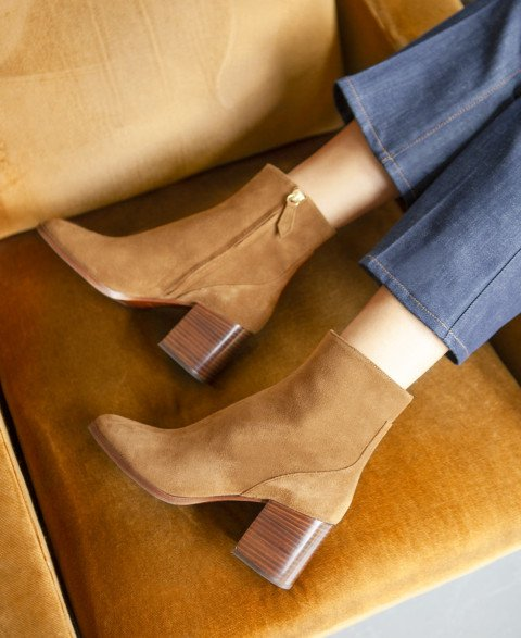 Boots n°660 Ecorce